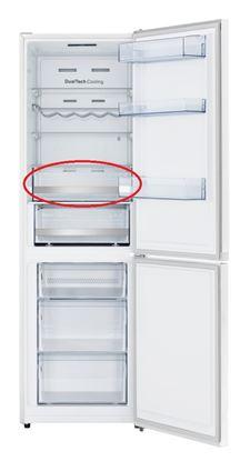 Obrázek Originální 1. šuplík z vrchu v chladničce Hisense H4068082