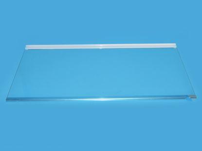 Obrázek Originální 1.,2., police z vrchu v chladničce - pravá část Hisense H2023836