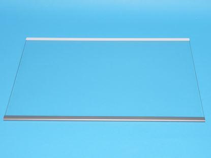 Obrázek Originální 1. police z vrchu v chladničce - pravá část Hisense H1877125