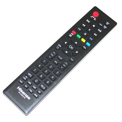 Obrázek Dálkový ovladač TV - Hisense ER-22654HS