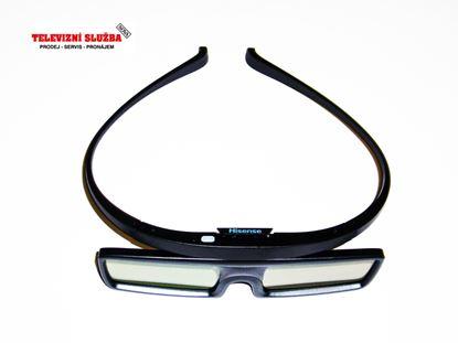 Obrázek 3D brýle Hisense FPS3D08